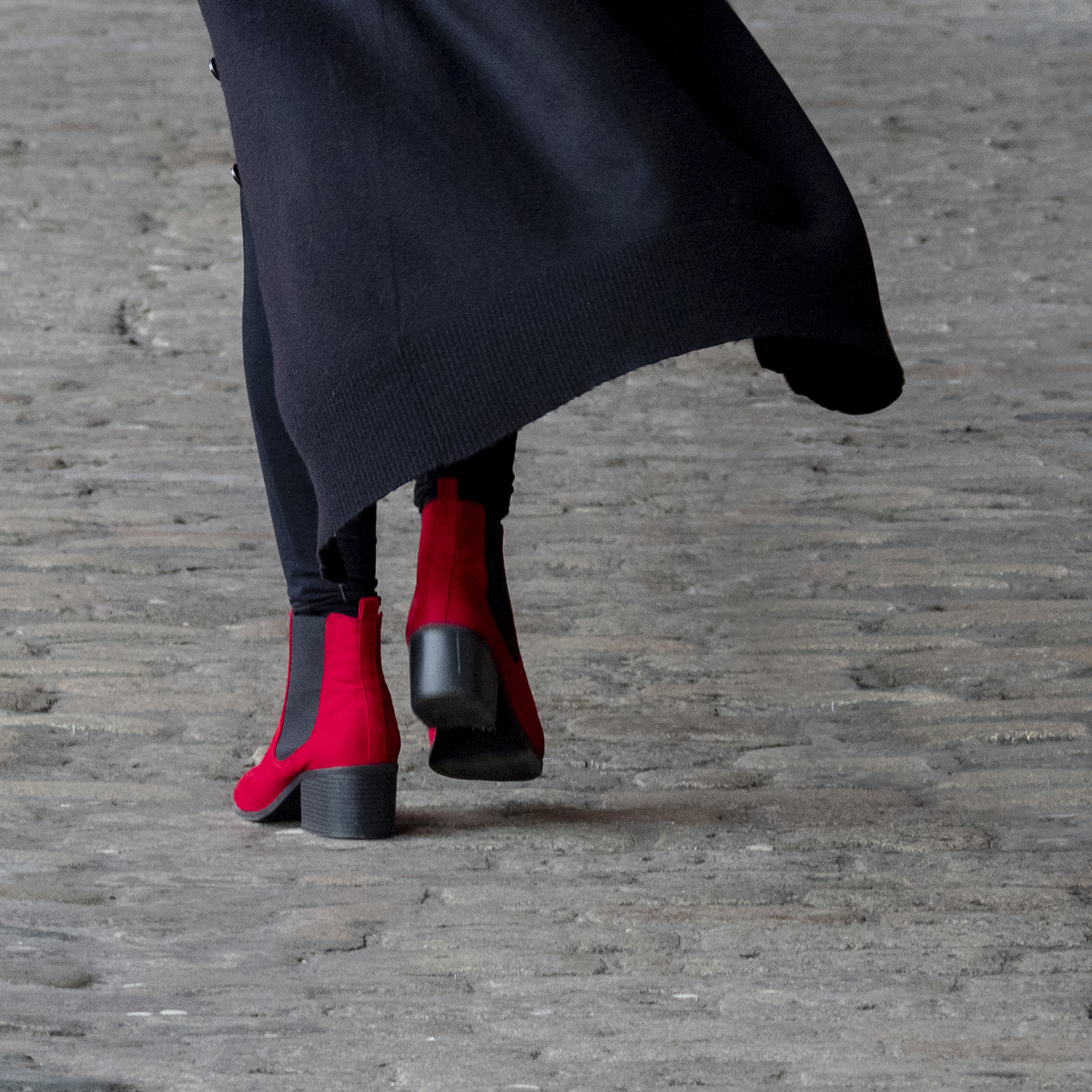 Red Boots, Astrid McGechan