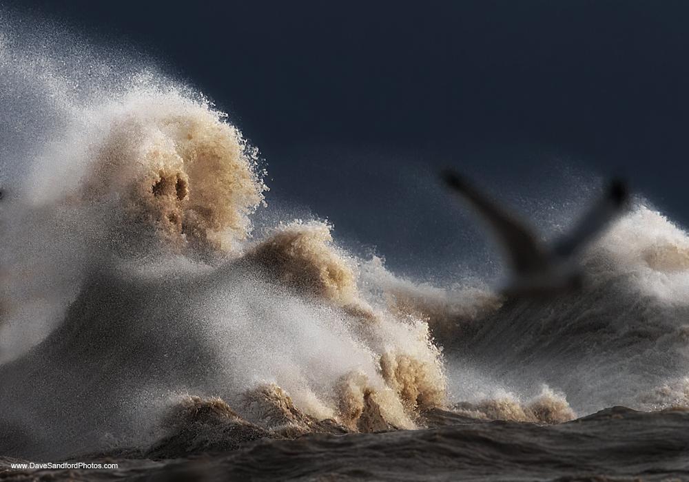 Eerie Erie, Dave Sandford