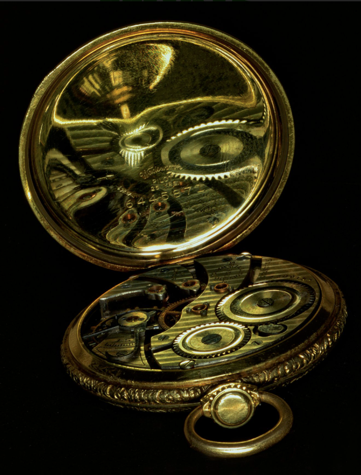 Tick Tock © Mike Moats
